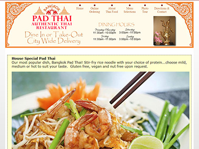 Screenshot - Bangkok Pad Thai