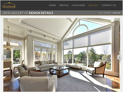 Screenshot - Graystone Custom Homes