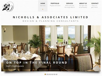 Screenshot - Nicholls & Associates